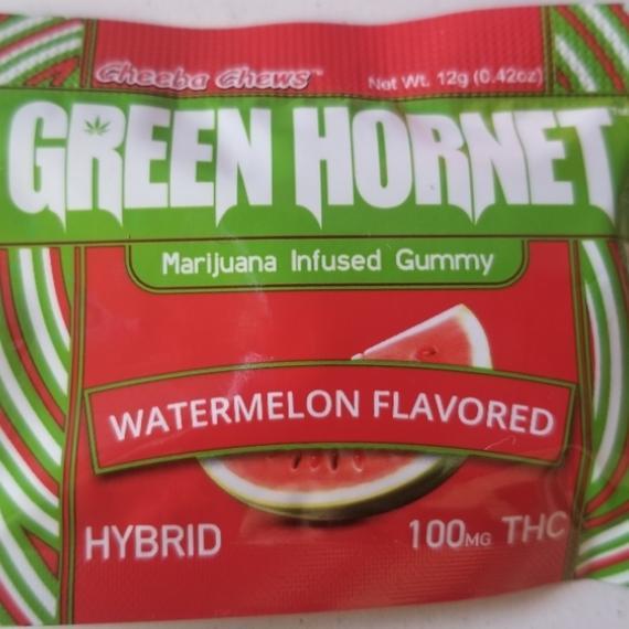 GREEN HORNET GUMMY