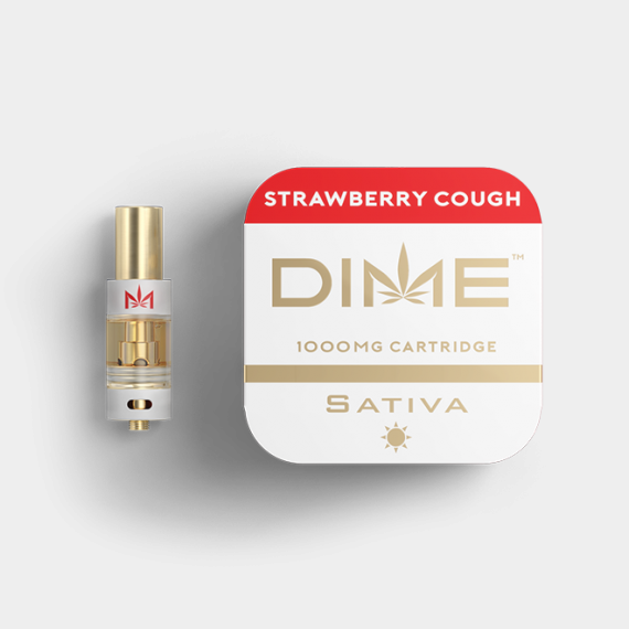 Strawberry Cough - Disposable (1000 mg)