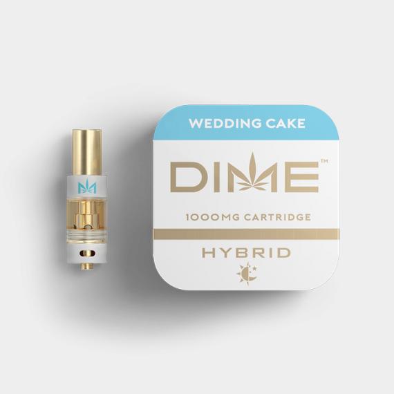 Wedding Cake - Disposable (1000 mg)