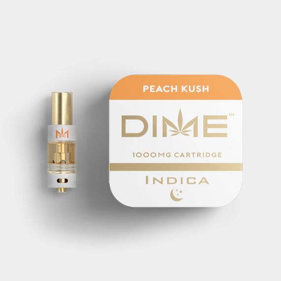 Peach Kush - Disposable (1000 mg)